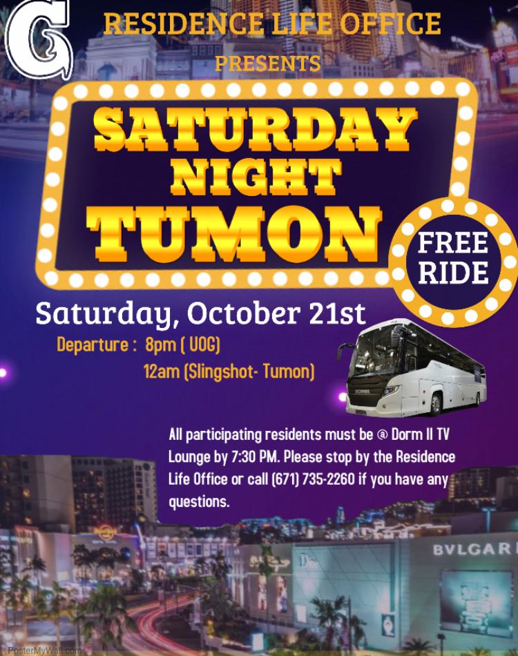 Tumon Trip